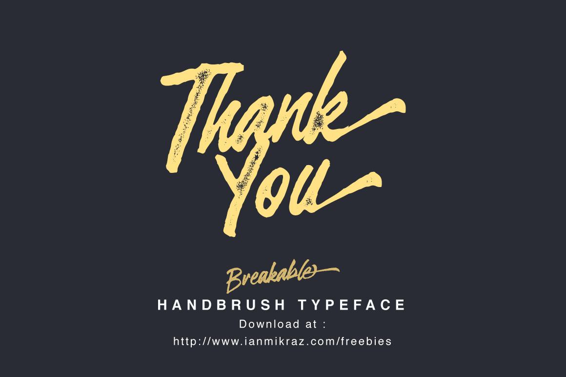 breakable-brush-font-4