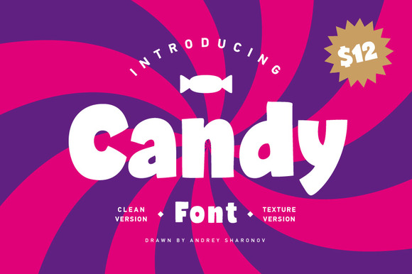 Candy Font Free