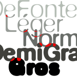 DeFonte Font Family Free