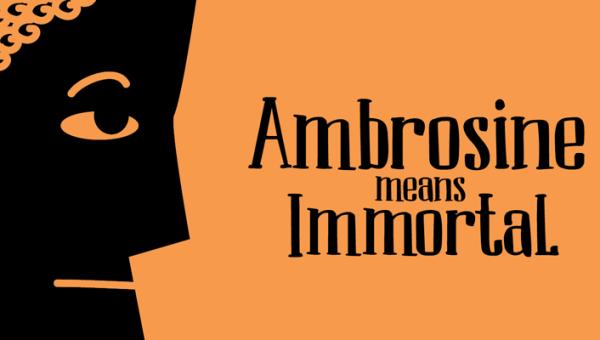 DK Ambrosine Font Free
