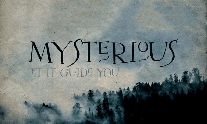 dk-mysterious-font