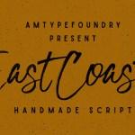 East Coast Script Font Free