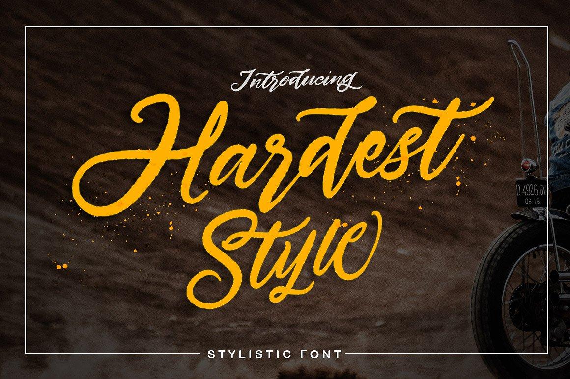 hardest-stylistic-font-1