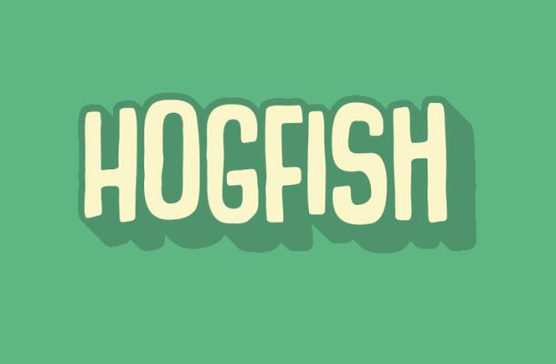 Hogfish Font Free