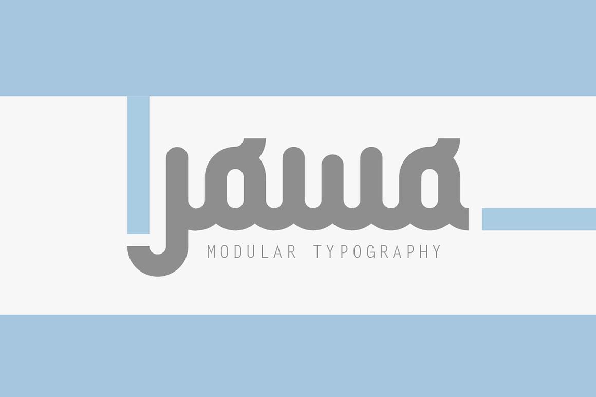 jowo-typeface