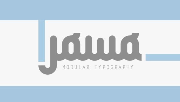 Jowo Typeface Free