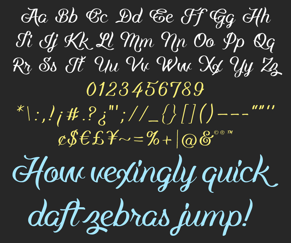 just-peachy-font
