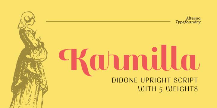 karmilla-font-family-1