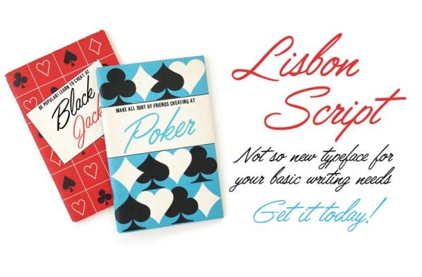 Lisbon Script Font Free