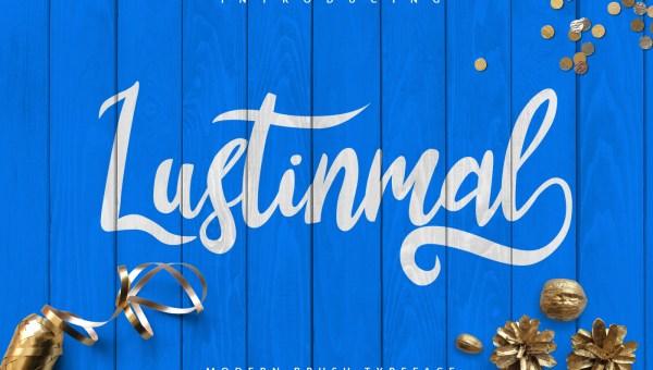 Lustinmal Script Font Free