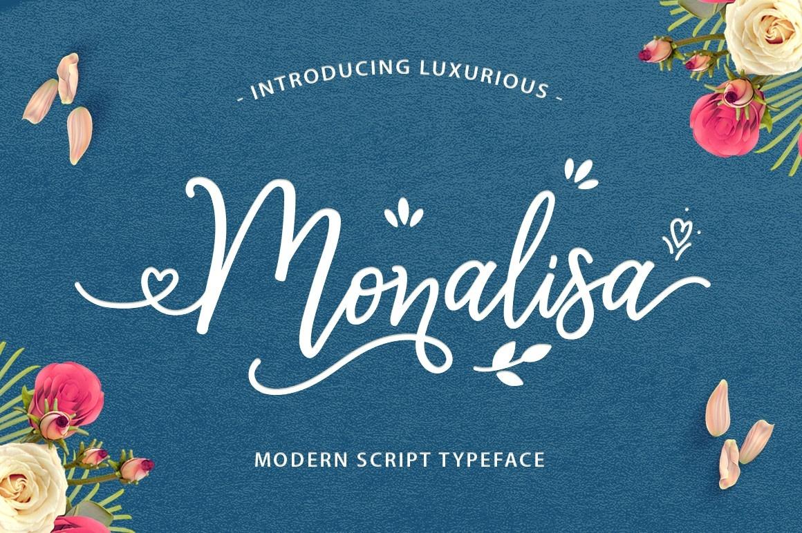 monalisa-luxurious-font-free-version