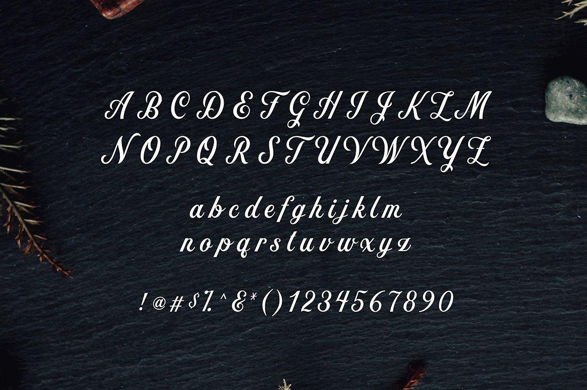nomah-light-script-font