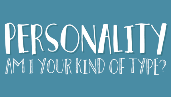 Personality Font Free