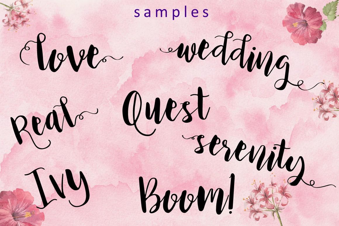 princess-ivy-script-font