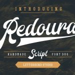 Redoura Font Free
