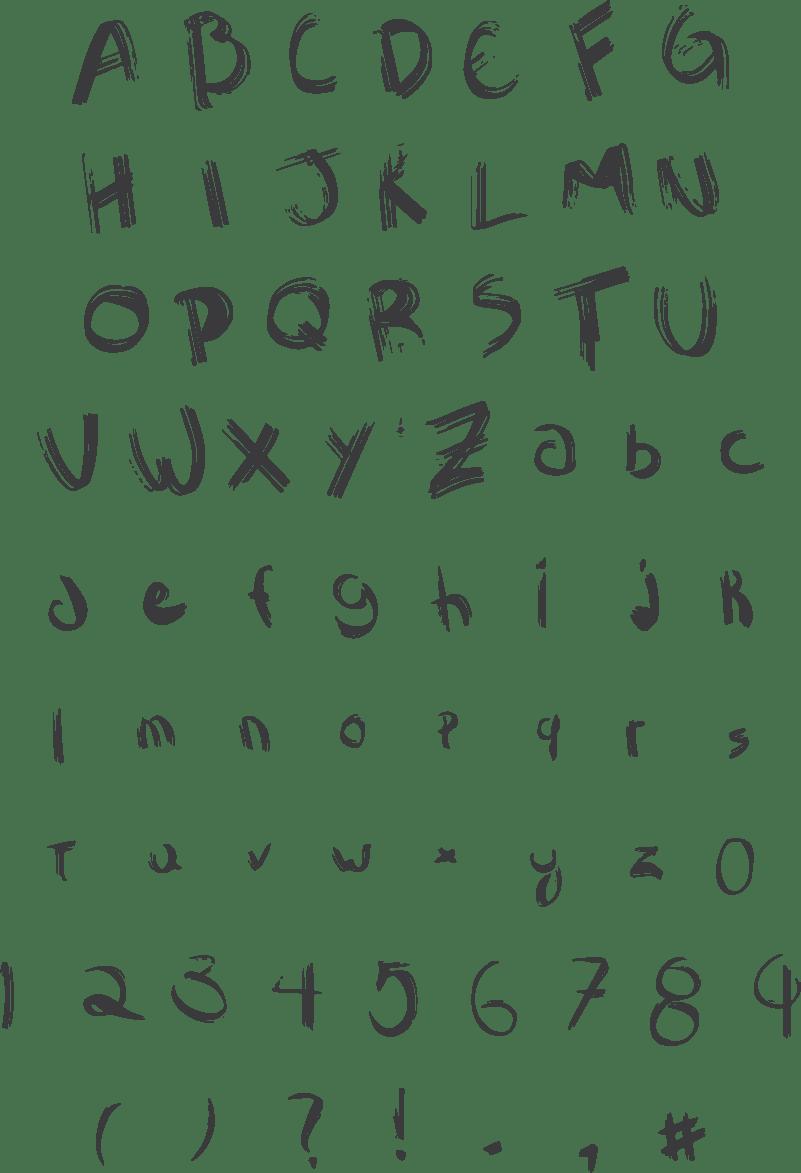 sawage-brush-font-2