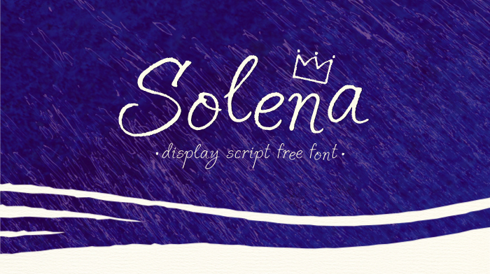 solena-script-font-1