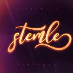 Stemle Stylistic Font Free