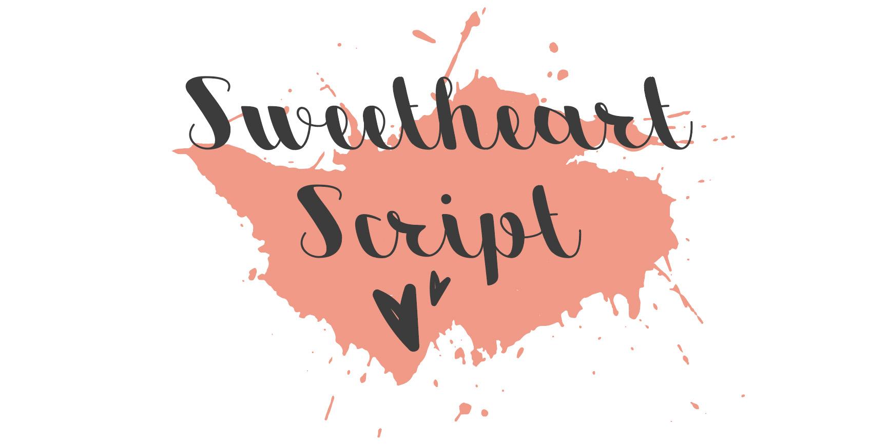 sweetheart-script