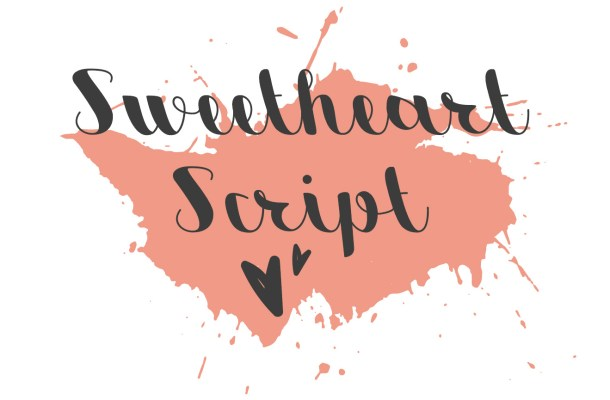Sweetheart Script Font Free