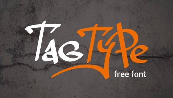 Tag Type Font Free