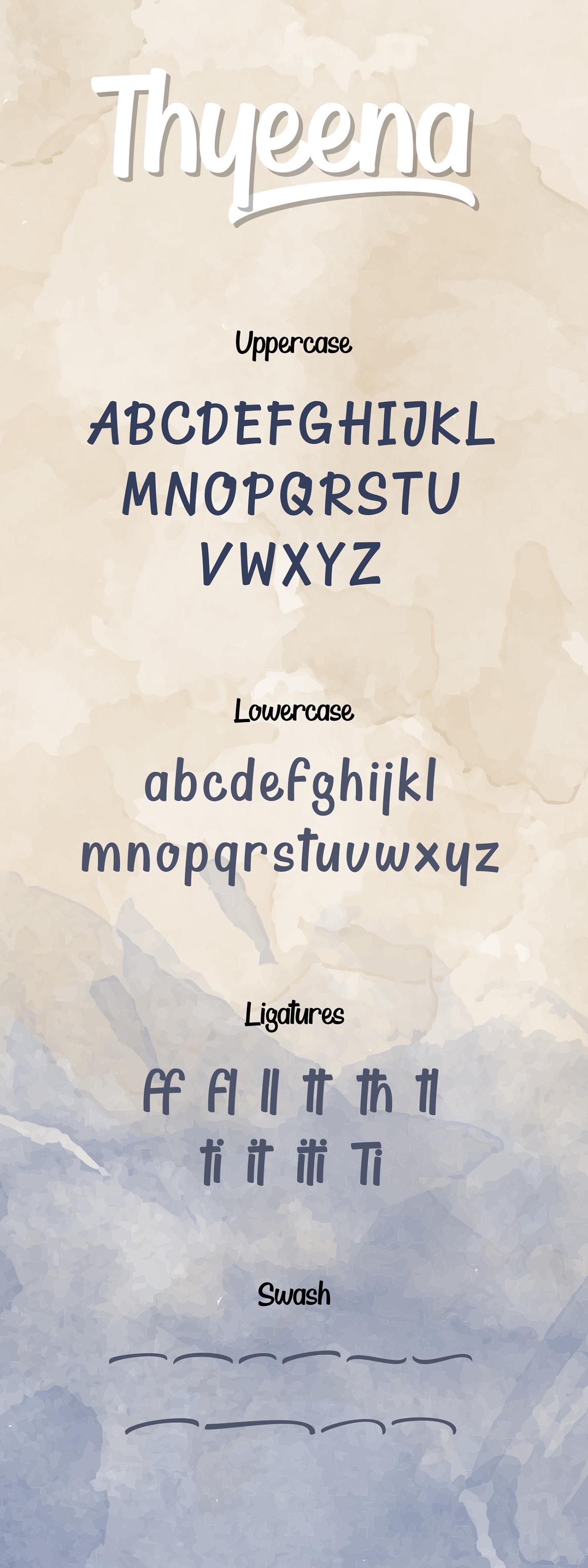 thyeena-handwritten-font-5