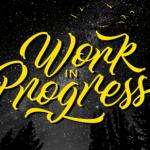 Work In Progress Font Free