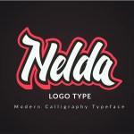 Nelda Typeface Free
