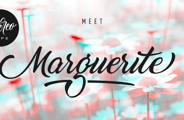 Marguerite Font Free