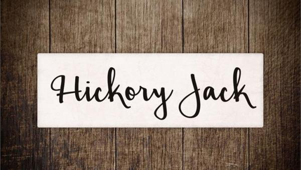 Hickory Jack Font Free