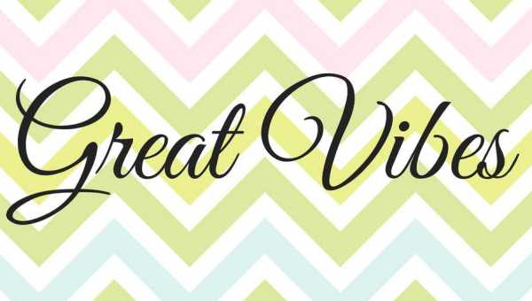 Great Vibes Font Free