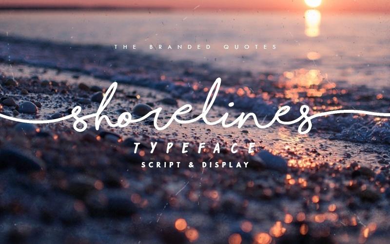 shorelines-script-font