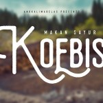 Koebis Font Free