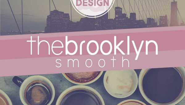 The Brooklyn Smooth Font Family Free Download