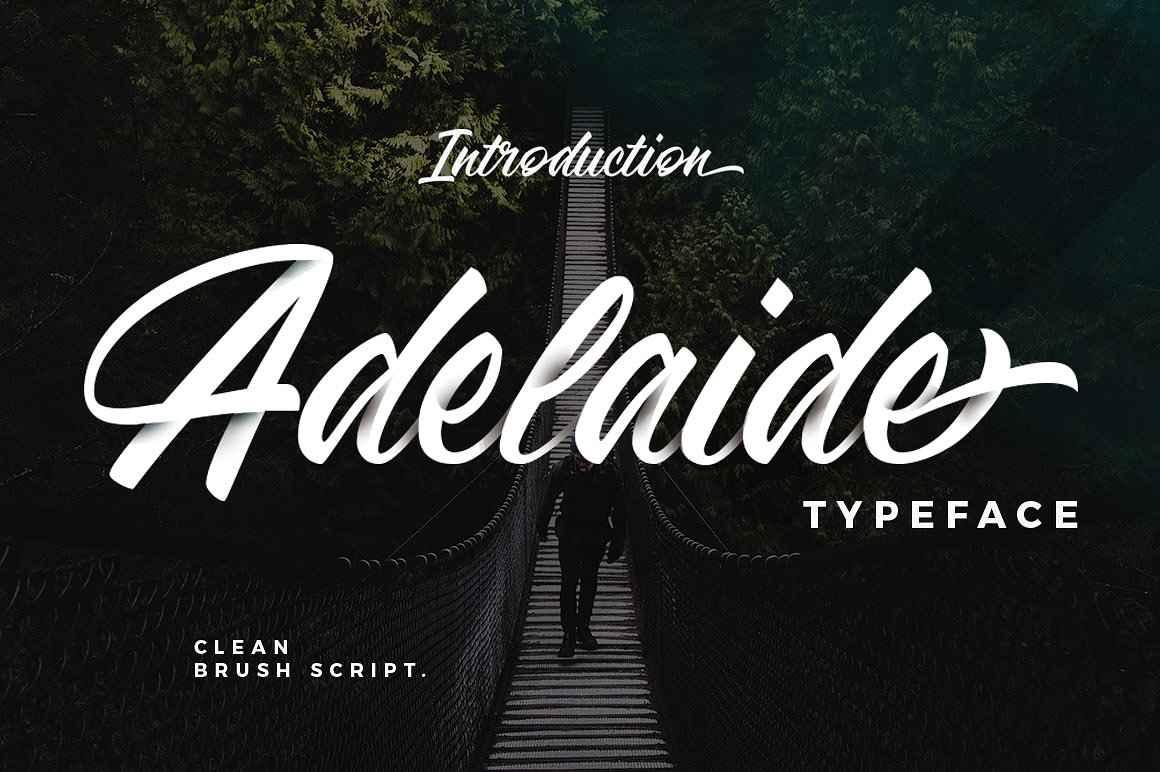 adelaide-script-font