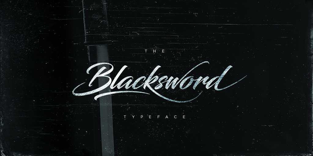 blacksword-font