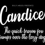 Candice Font Free Download