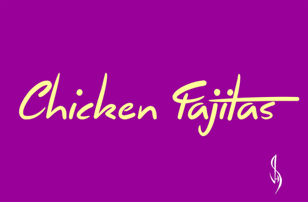 Chicken Fajitas Font Free Download