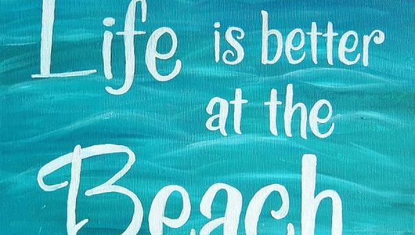 Romantic Beach Font Free Download