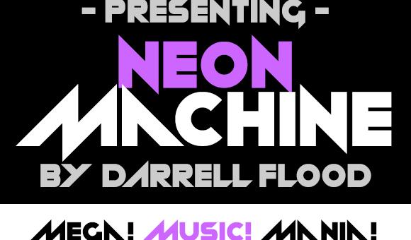 Neon machine Font Free Download