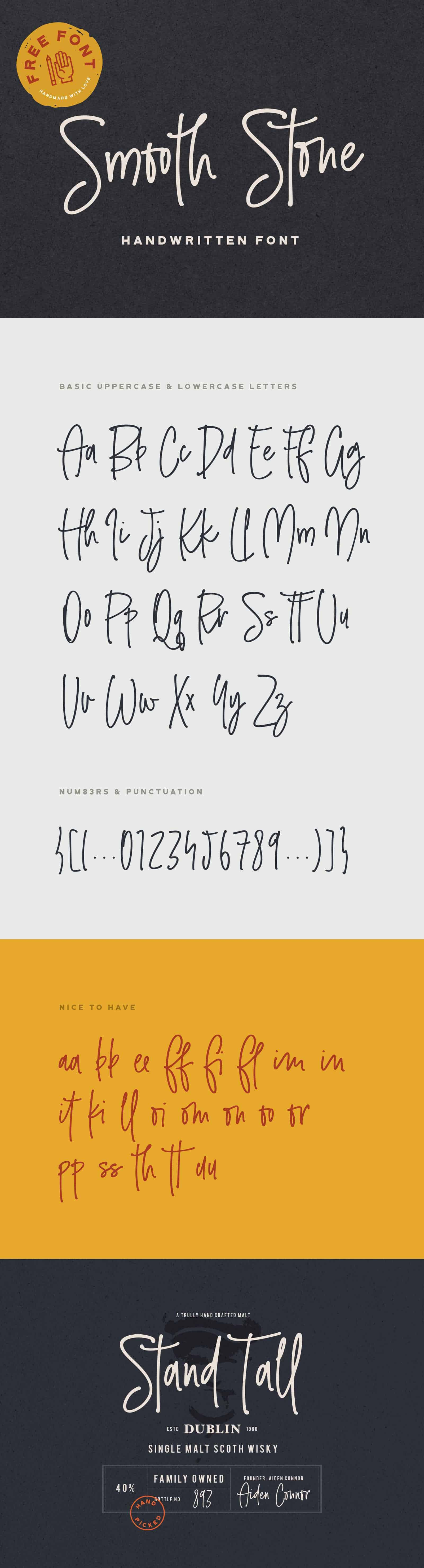 smooth-stone-script-font