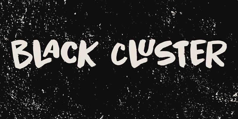 black_cluster