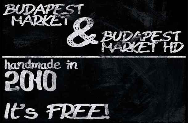 Budaphest Font Free Download