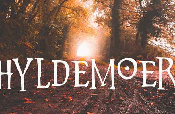 Hyldemoer Font Free Download
