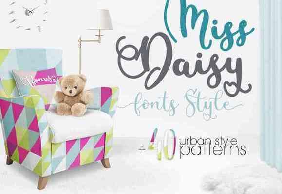 Miss Daisy Script Font Free Download