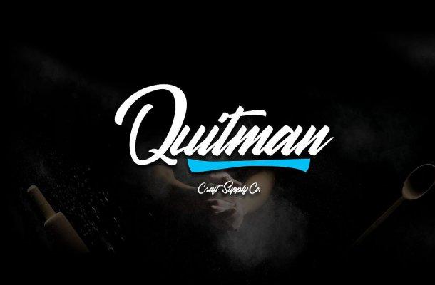 Quitman Script Font Free Download