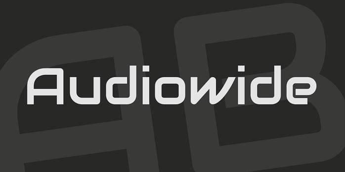 Audiowide