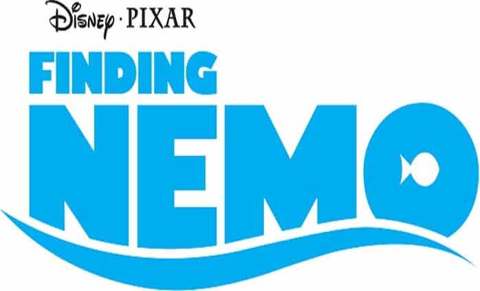 Findet Nemo font - Dafont Free