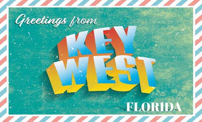 Key West font