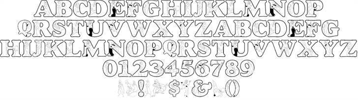 LMS A Whole New World font 2